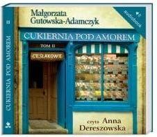 Cukiernia Pod Amorem Tom 2 Cieślakowie mp3 Audiobook Gutowska-Adamczyk