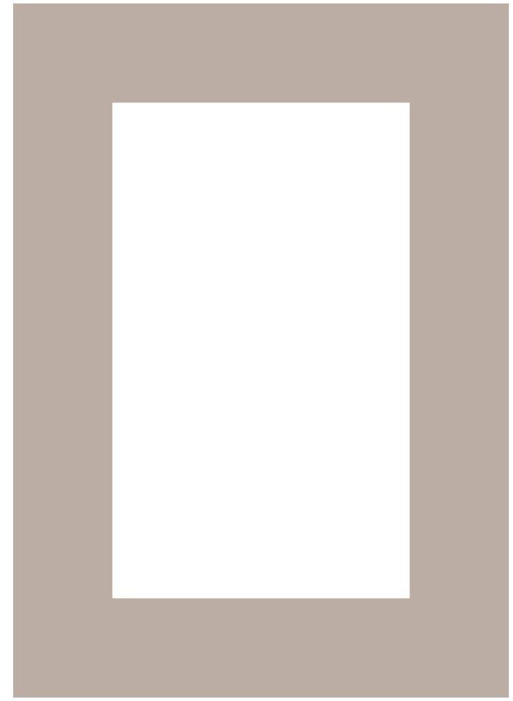 Passe-partout 178 beżowe 15 x 21 cm