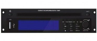 Samson TCM4 - Tuner/CD/MP3 Player do wzmacniacza ZM