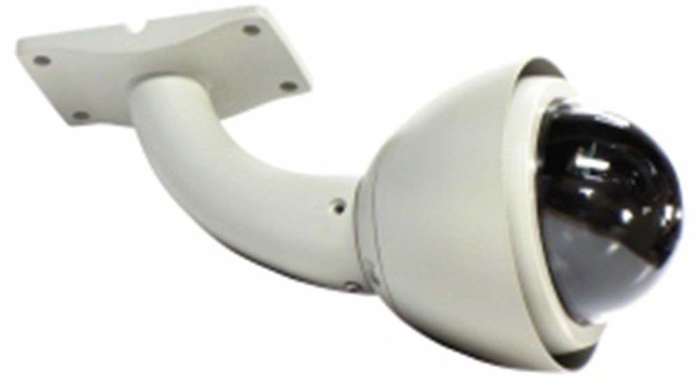 Cablematic  kamera Dome CCD z kontrolą PTZ (Hitachi 10 x zoom 420TVL extérie