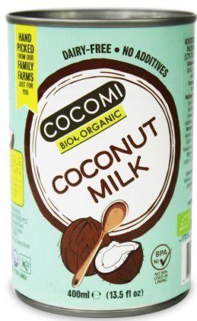Kokosowa Alternatywa Mleka w Puszce 400ml COCOMI EKO