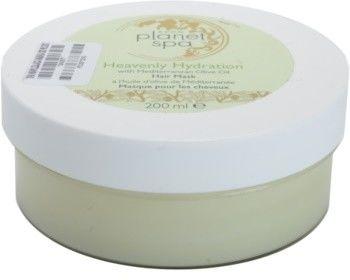 Avon Planet Spa Heavenly Hydration maseczka do włosów suchych i zniszczonych 200 ml
