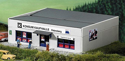 Piko 61151 - budowa płyt Petersberg