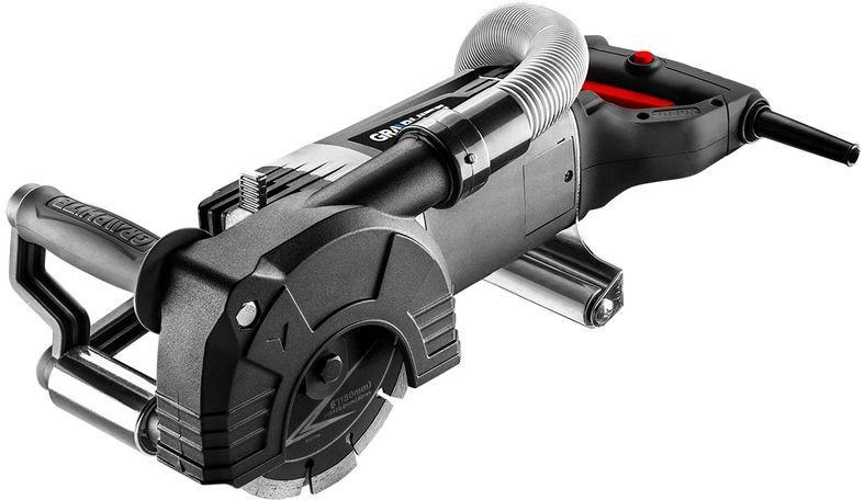 Bruzdownica 2400W tarcza 150x22,2mm walizka 59G371