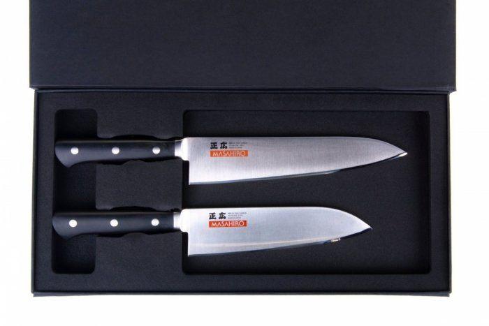 Zestaw noży Masahiro MV-H 149_1123_BB