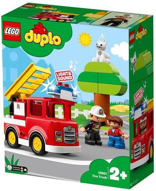 LEGO DUPLO - Wóz strażacki 10901