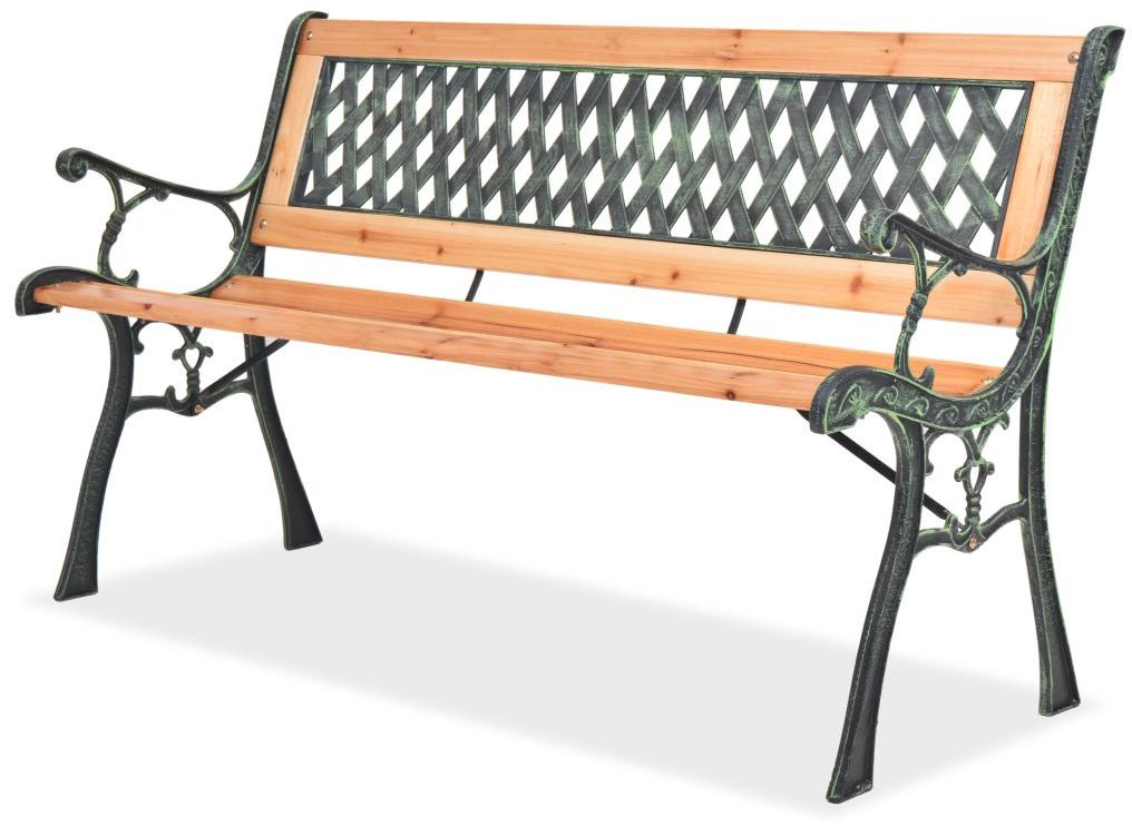 Drewniana ławka ogrodowa Rosa 2X