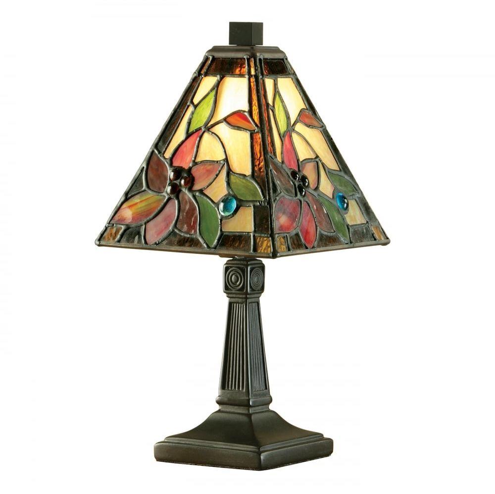 Lampa stołowa TIFFANY LELANI - 64229 - INTERIORS 1900  Skorzystaj z kuponu -10% -KOD: OKAZJA