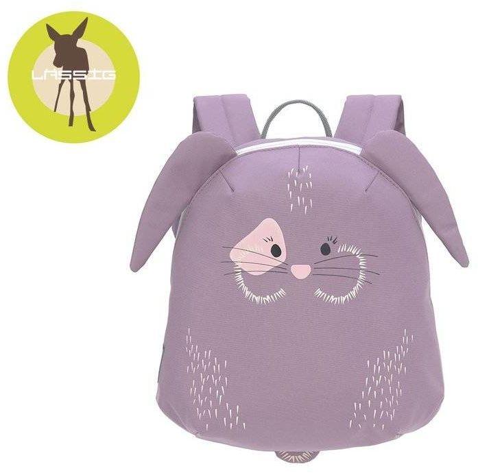 Plecak dla dzieci mini About Friends Królik 1203021778-Lassig, wyprawka do przedszkola