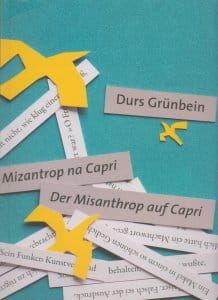 Mizantrop na Capri Der misanthrop auf Capri - Durs Grunbein