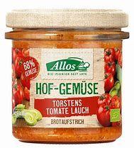 Pasta warzywna z pomidorami i porem bezglutenowa bio 135 g - allos