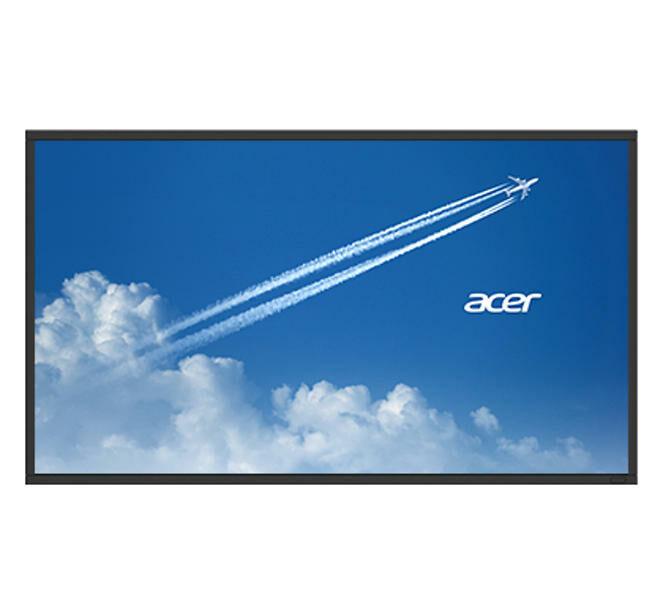 Monitor Acer Digital Signage DV653- MOŻLIWOŚĆ NEGOCJACJI - Odbiór Salon Warszawa lub Kurier 24H. Zadzwoń i Zamów: 888-111-321!