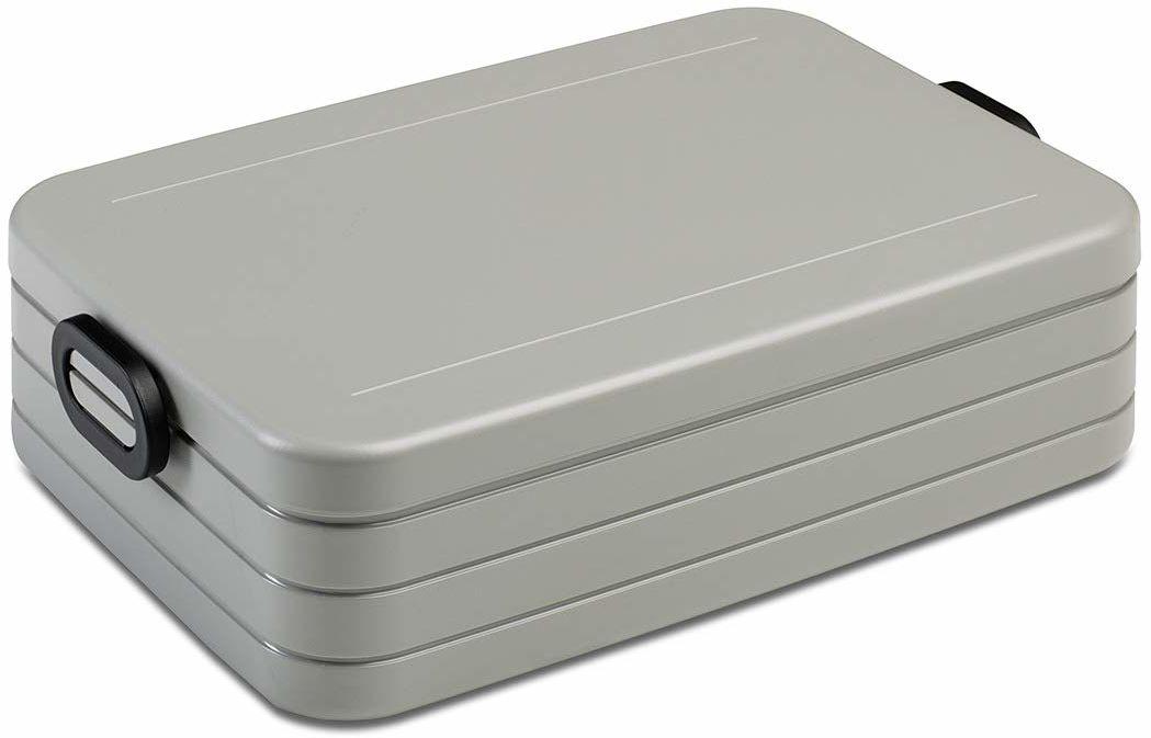 Rosti Mepal Take a Break large pojemnik na lunch, tworzywo ABS, 1500 ml, srebrny