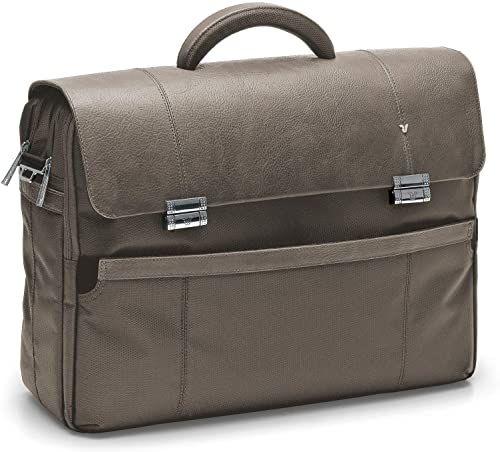 Roncato Torba na laptopa Harvard  bagaż podręczny 38 x 33 x 10 cm Gwarancja 2 rozmiar uniwersalny ecru