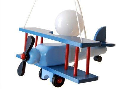 KLIK - Samolot lampka na sufit - NR. 0101.12