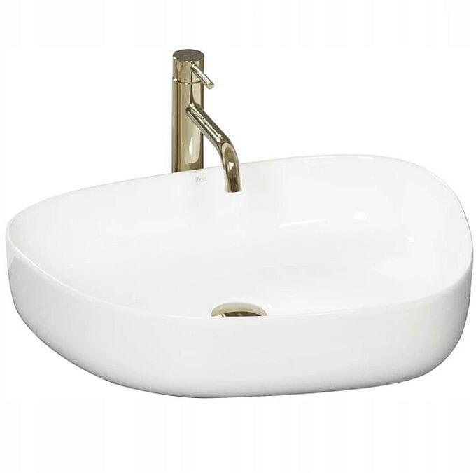 Umywalka nablatowa 55 Bella Rea (REA-U0031)