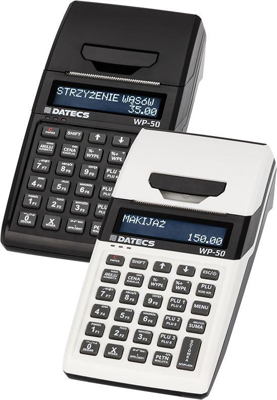 Kasa fiskalna Datecs WP50 ONLINE GPRS transmisja na 3 lata !!!!