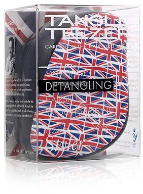 Tangle Teezer Compact Styler Cool Britania Szczotka do włosów 1 szt.