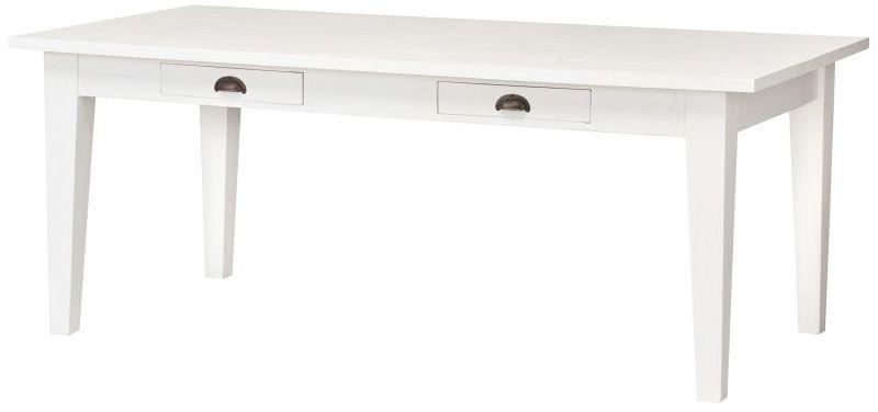 Stół Milton white 200x100x78cm, 200  100  78 cm