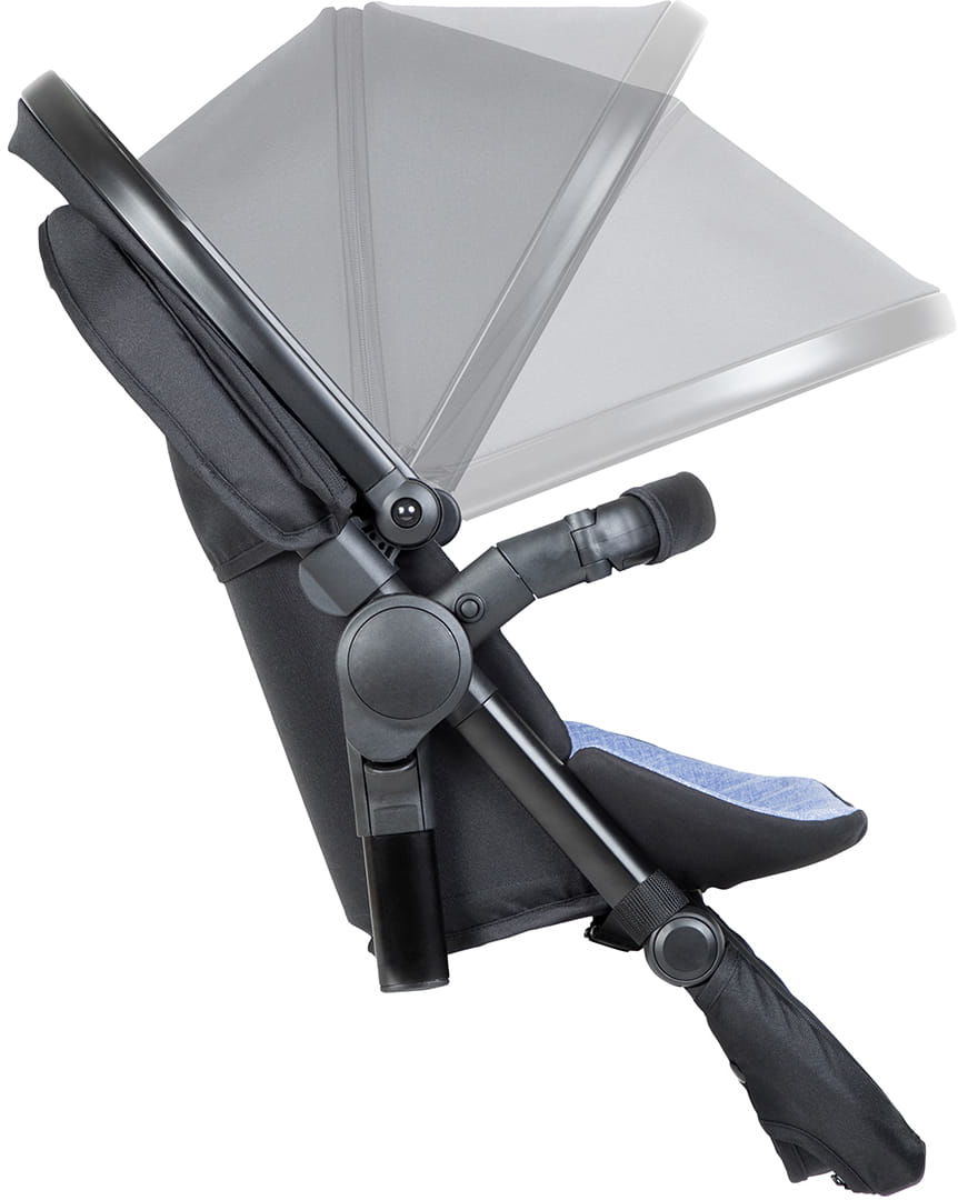 phil&teds 2019+ dodatkowe siedzisko do wózka Dot, Dash, Sport, Voyager