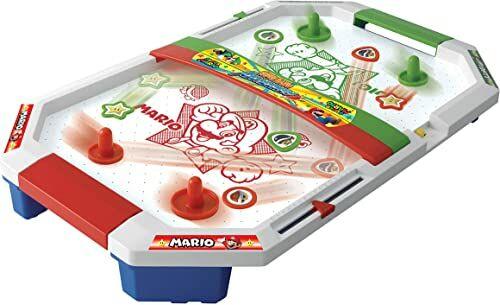 EPOCH Games Super Mario  7415 Air Hockey