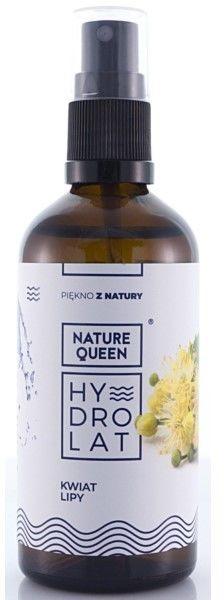 Hydrolat z Kwiatu Lipy 100ml Nature Queen