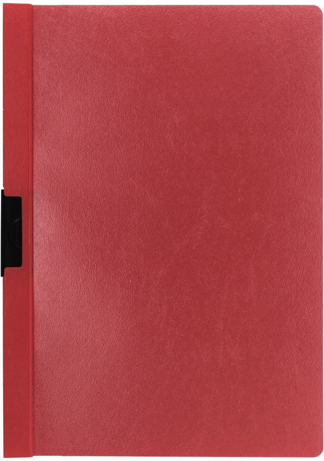 Skoroszyt zaciskowy A4/30k czerwony Duraclip