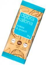 Baton owocowy kokos & orzech 35g Dobra Kaloria
