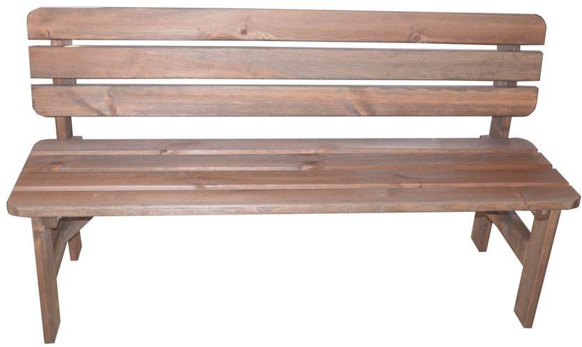 Drewniana ławka MIRIAM