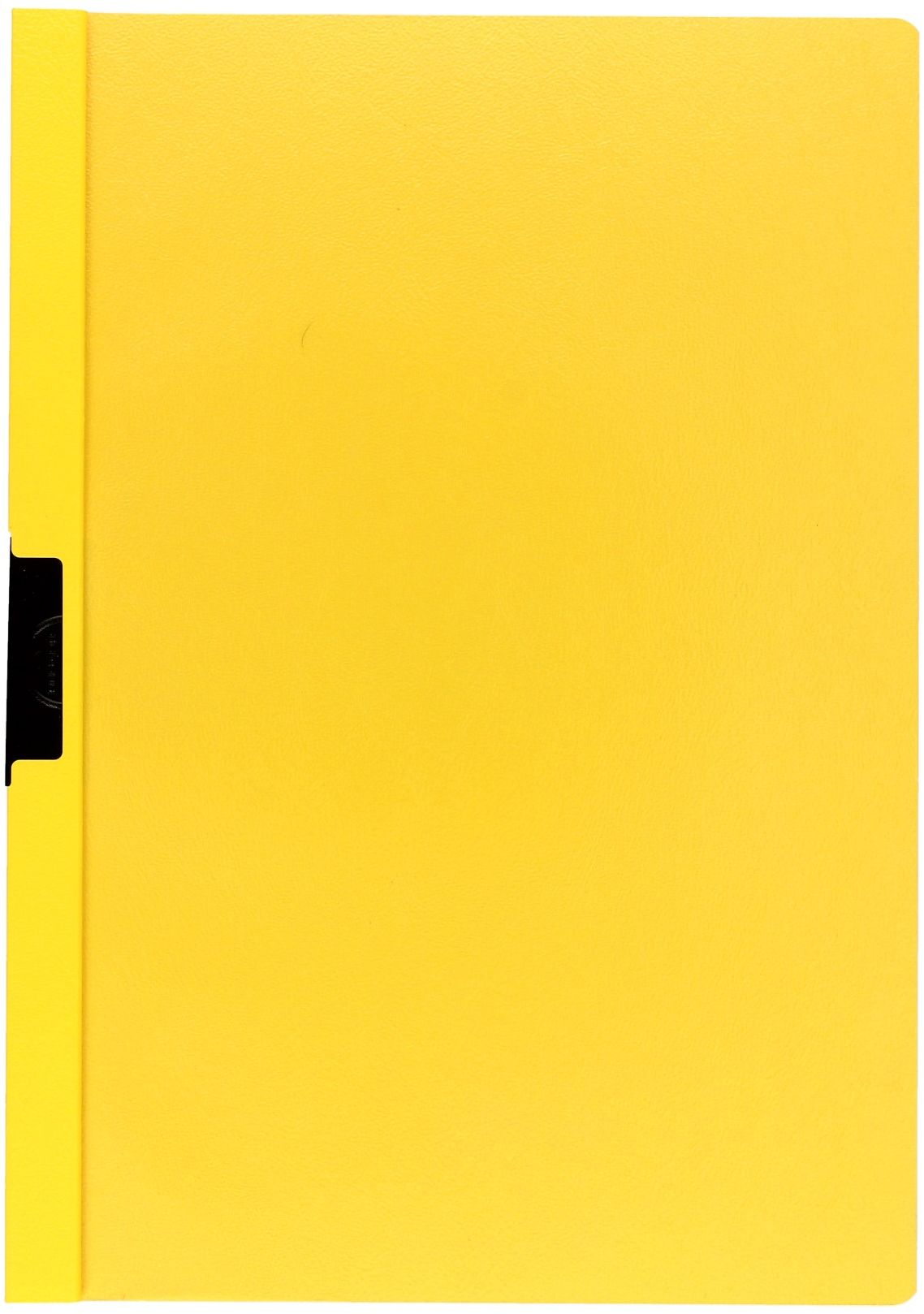Skoroszyt zaciskowy A4/30k żółty Duraclip