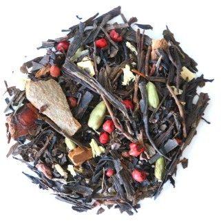 Herbata czarna o smaku black chai 120g