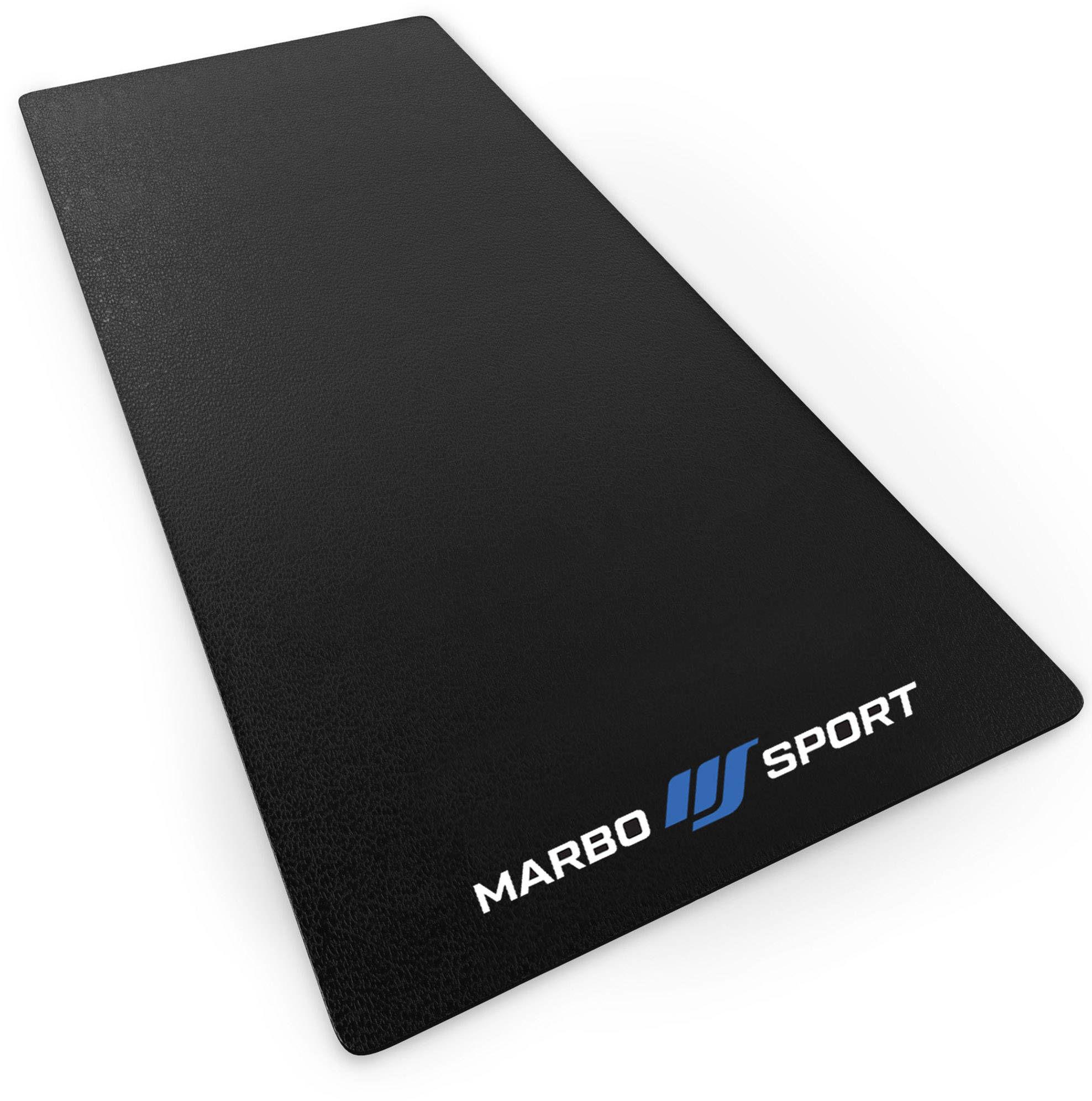 Mata PVC pod sprzęt fitness 1600 x 900 x 6 mm - Marbo Sport