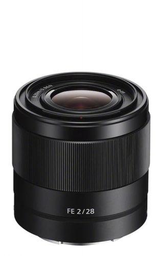 Obiektyw Sony SEL 28mm f2