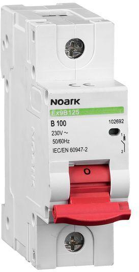 Wyłącznik nadprądowy 1P B 20A 25kA AC NOARK 102685
