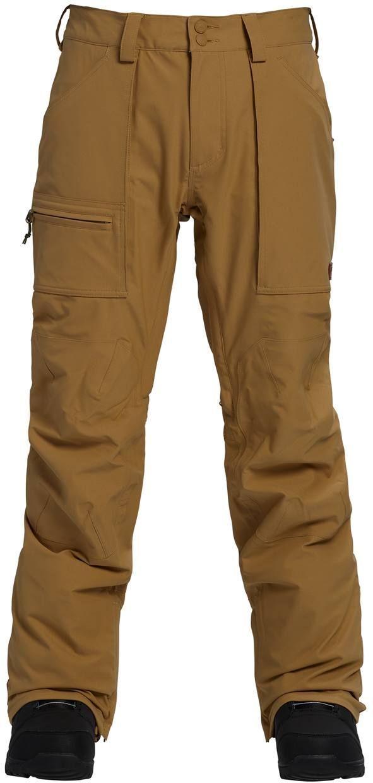 zimowe spodnie męskie BURTON SOUTHSIDE PT Kelp 2018
