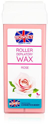Ronney Wosk do depilacji Różany 100 ml