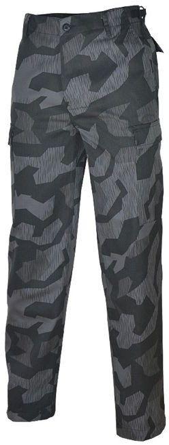Spodnie wojskowe Mil-Tec US Ranger BDU Splinternight (11810054)