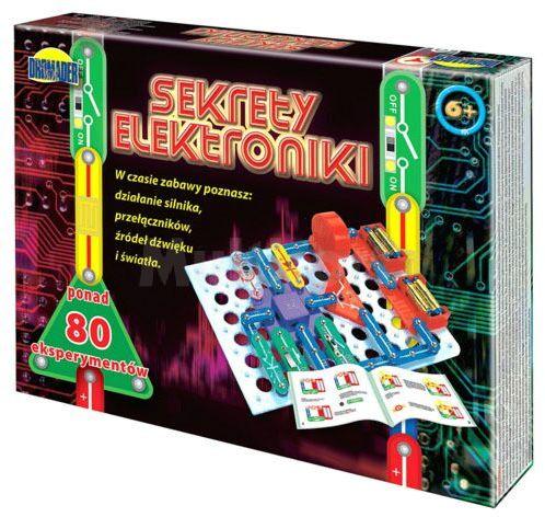 Sekrety Elektroniki - 80 eksperymentów