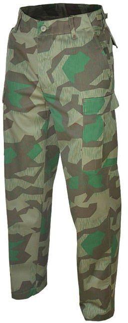 Spodnie wojskowe Mil-Tec US Ranger BDU Splintertarn (11810026)