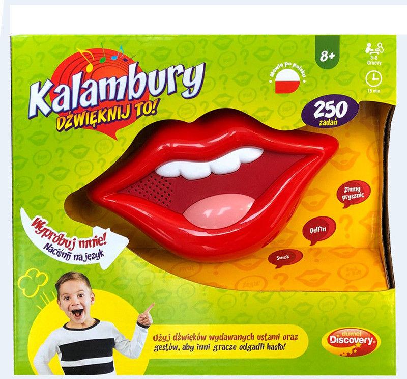 Dumel Discovery - Kalambury Dźwięknij to! 61935