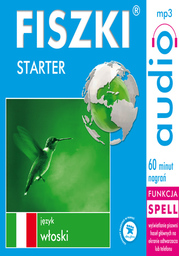 FISZKI audio - j. włoski - Starter - Audiobook.