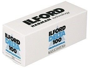 Film Ilford Delta 100/120