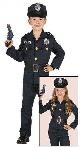 Kostium dla dziecka Policjantka lub Policjant HIGH QUALITY