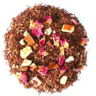 Herbata Rooibos o smaku mandarynki z imbirem 150g