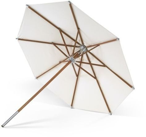 Skagerak ATLANTIS Parasol Ogrodowy 330 cm - Drewno Meranti