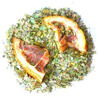 Herbata Yerba mate o smaku mate grejpfrutowa 120g