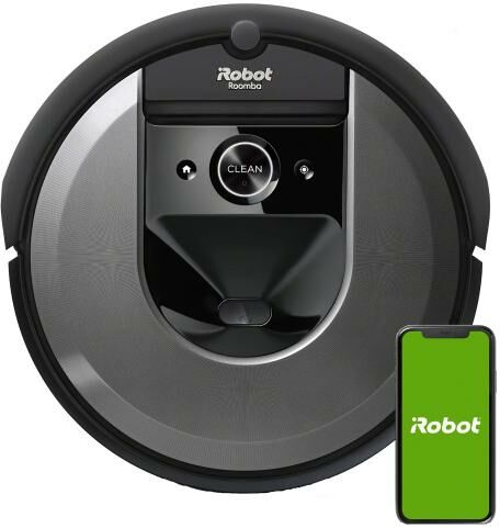 iRobot Roomba i7 - Raty 24x0% - szybka wysyłka!