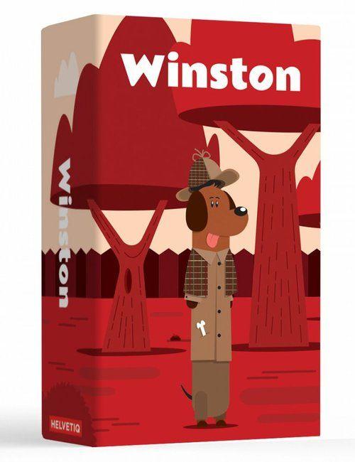 Winston ZAKŁADKA DO KSIĄŻEK GRATIS DO KAŻDEGO ZAMÓWIENIA