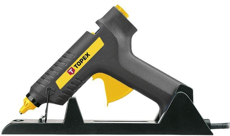 Pistolet klejowy 11mm 80W 22 g/min regulacja temperatury 17-082