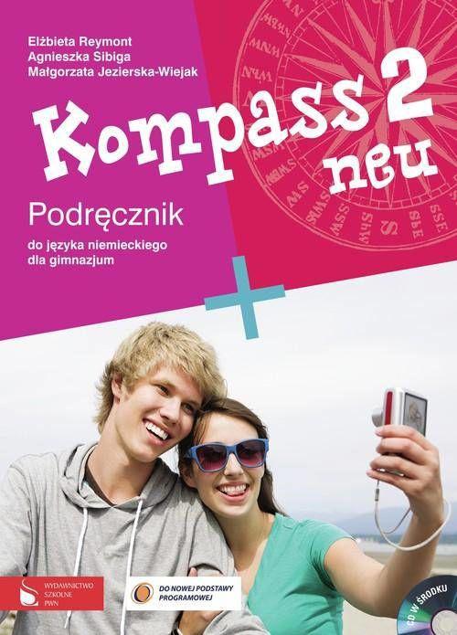 Kompass 2 neu - Podręcznik z płytą CD